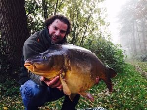 Foto vangsten CarpFarm Lake 2017 | 1
