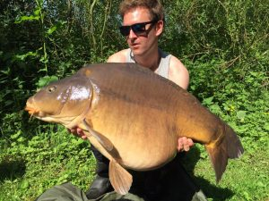 Foto vangsten CarpFarm Lake 2017 | 3