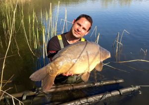 Foto vangsten CarpFarm Lake 2017 | 6