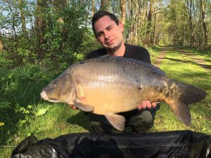 Foto vangsten CarpFarm Lake 2017 | 9