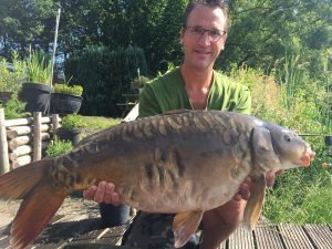 Foto vangsten CarpFarm Lake 2017 | 10