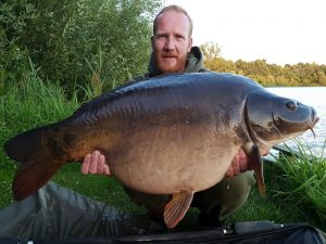 Foto vangsten CarpFarm Lake 2017 | 11