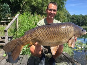Foto vangsten CarpFarm Lake 2017 | 12