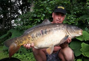 Foto vangsten CarpFarm Lake 2017 | 16