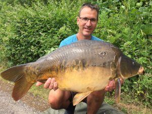 Foto vangsten CarpFarm Lake 2017 | 17