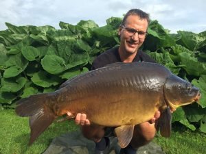 Foto vangsten CarpFarm Lake 2017 | 18