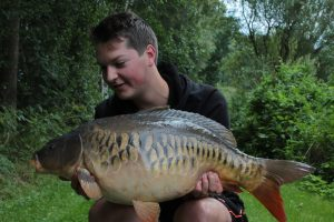 Foto vangsten CarpFarm Lake 2017 | 19
