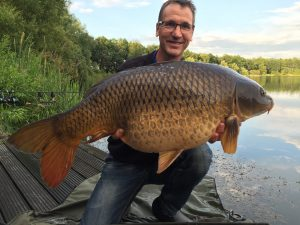 Foto vangsten CarpFarm Lake 2017 | 20