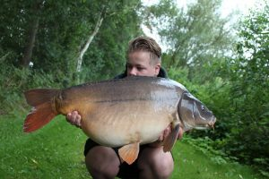Foto vangsten CarpFarm Lake 2017 | 22