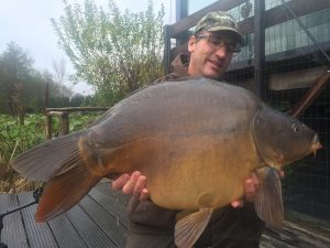 Foto vangsten CarpFarm Lake 2017 | 23