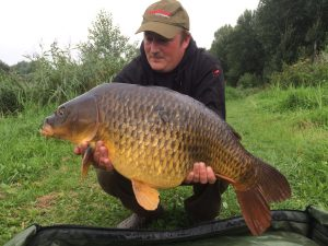 Foto vangsten CarpFarm Lake 2017 | 28