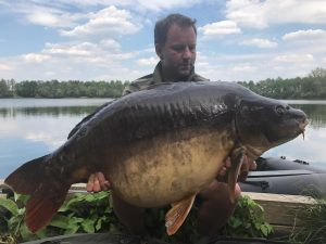 Foto vangsten CarpFarm Lake 2018 | 22