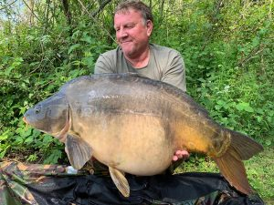 Foto vangsten CarpFarm Lake 2019 | 2