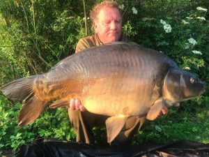 Foto vangsten CarpFarm Lake 2019 | 9