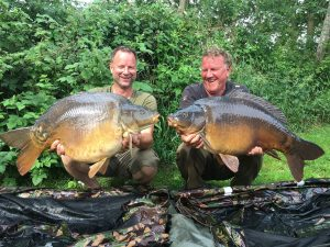 Foto vangsten CarpFarm Lake 2019 | 13