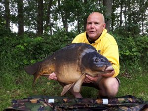 Foto vangsten CarpFarm Lake 2019 | 14