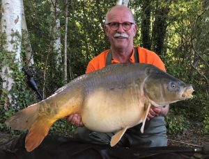 Foto vangsten CarpFarm Lake 2019 | 17