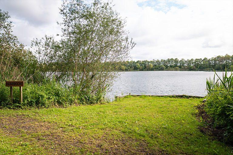 Foto 1 | Haarbocht stek CarpFarm Lake