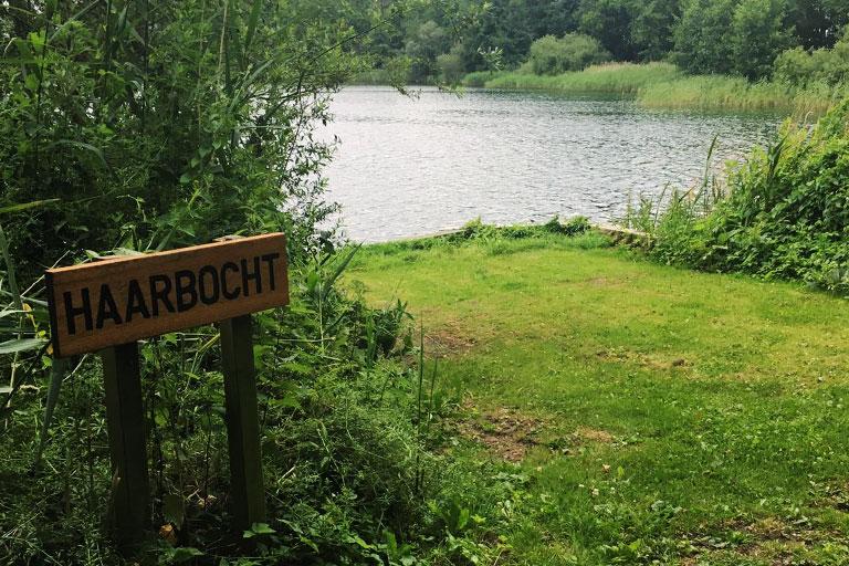 Haarbocht stek CarpFarm Lake