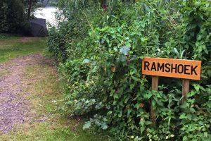 Ramshoek stek CarpFarm Lake