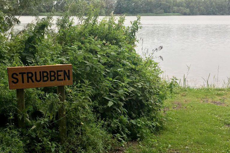 Strubben stek CarpFarm Lake