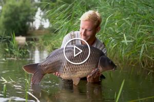 Een video van KWO op visite bij CarpFarm Lake