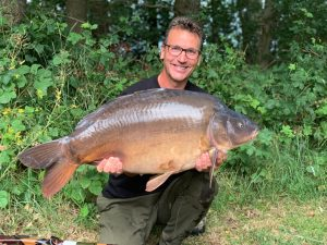 Foto vangst CarpFarm Lake 2019 | 043