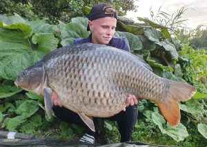 Foto vangst CarpFarm Lake 2019 | 048