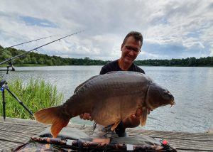 Foto vangst CarpFarm Lake 2019 | 049
