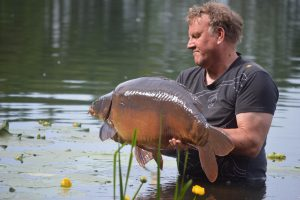 Foto vangsten CarpFarm Lake 2018 | 56