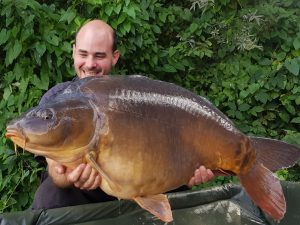 Foto vangsten CarpFarm Lake 2018 | 65