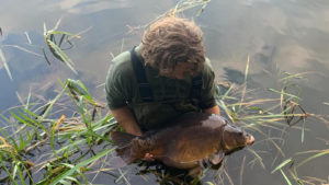 Foto vangsten CarpFarm Lake 2019 | 80
