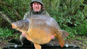 Foto vangsten CarpFarm Lake 2019 | 82