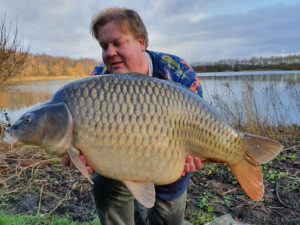 Foto vangsten CarpFarm Lake 2020 | 05