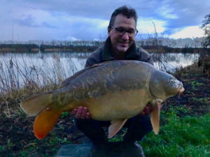 Foto vangsten CarpFarm Lake 2020 | 03