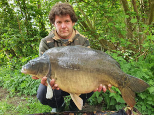 Foto vangsten CarpFarm Lake 2020 | 06