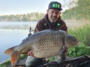 Foto vangsten CarpFarm Lake 2020 | 07