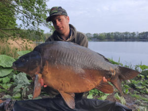 Foto vangsten CarpFarm Lake 2020 | 09