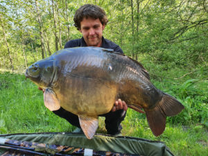 Foto vangsten CarpFarm Lake 2020 | 14