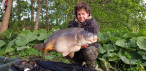 Foto vangsten CarpFarm Lake 2020 | 19