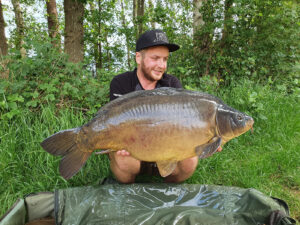 Foto vangsten CarpFarm Lake 2020 | 26
