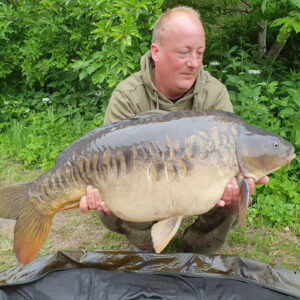 Foto vangsten CarpFarm Lake 2020 | 35
