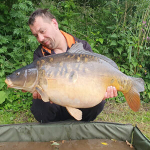 Foto vangsten CarpFarm Lake 2020 | 36