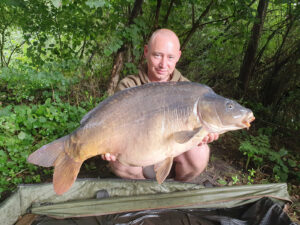 Foto vangsten CarpFarm Lake 2020 | 040
