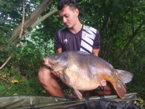 Foto vangsten CarpFarm Lake 2020 | 048