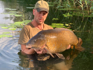 Foto vangsten CarpFarm Lake 2020 | 049