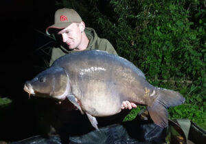 Foto vangsten CarpFarm Lake 2020 | 053