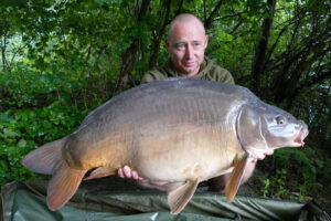 Foto vangsten CarpFarm Lake 2020 | 054