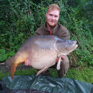 Foto vangsten CarpFarm Lake 2020 | 057