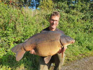 Foto vangsten CarpFarm Lake 2020 | 58